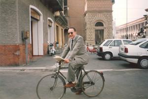 Alteo Dolcini, Piazza della Libertà, Faenza, 1992.