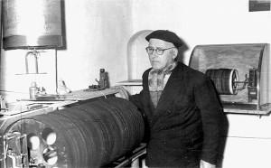 Raffaele Bendandi, Faenza, 1967.
