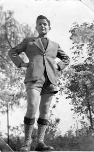 AD, Forlì, 1938.