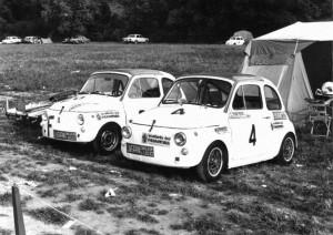 Scuderia del Passatore, 1970.