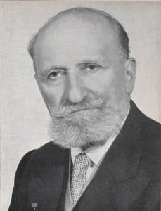 Aldo Spallicci, 1963.