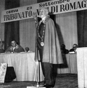 Aldo Spallicci, Cervia, 1967.