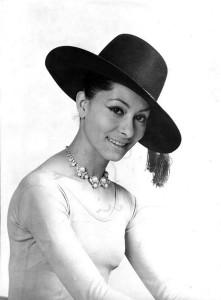 Liliana Cosi, 1971.