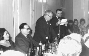 Premio Riunione Cittadina a Ercole Drei, Faenza, 1966.