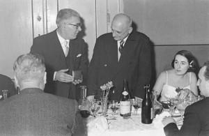 Premio Riunione Cittadina a Pietro Melandri, Faenza, 1958.