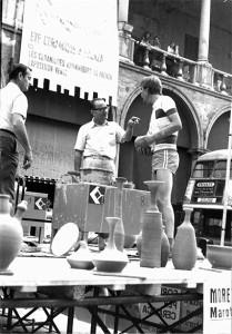 Prima edizione del Mondial Tornianti, Faenza, 1980