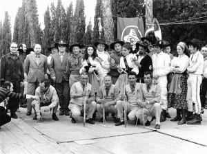 Primo Plenum Società del Passatore, Villa Verucchio, 1970.