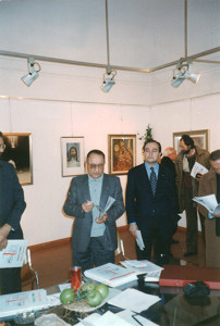 Rassegna di arte sacra contemporanea dedicata alla Madonna del Fuoco, Forlì, 1996.