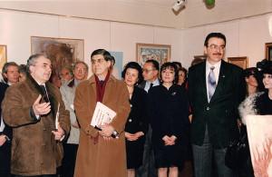 Rassegna di arte sacra contemporanea dedicata alla Madonna del Fuoco, Forlì, 1997.