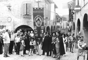Sagra dell'Albana, Dozza, 1973.
