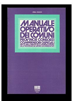 manuale operativo dei comuni