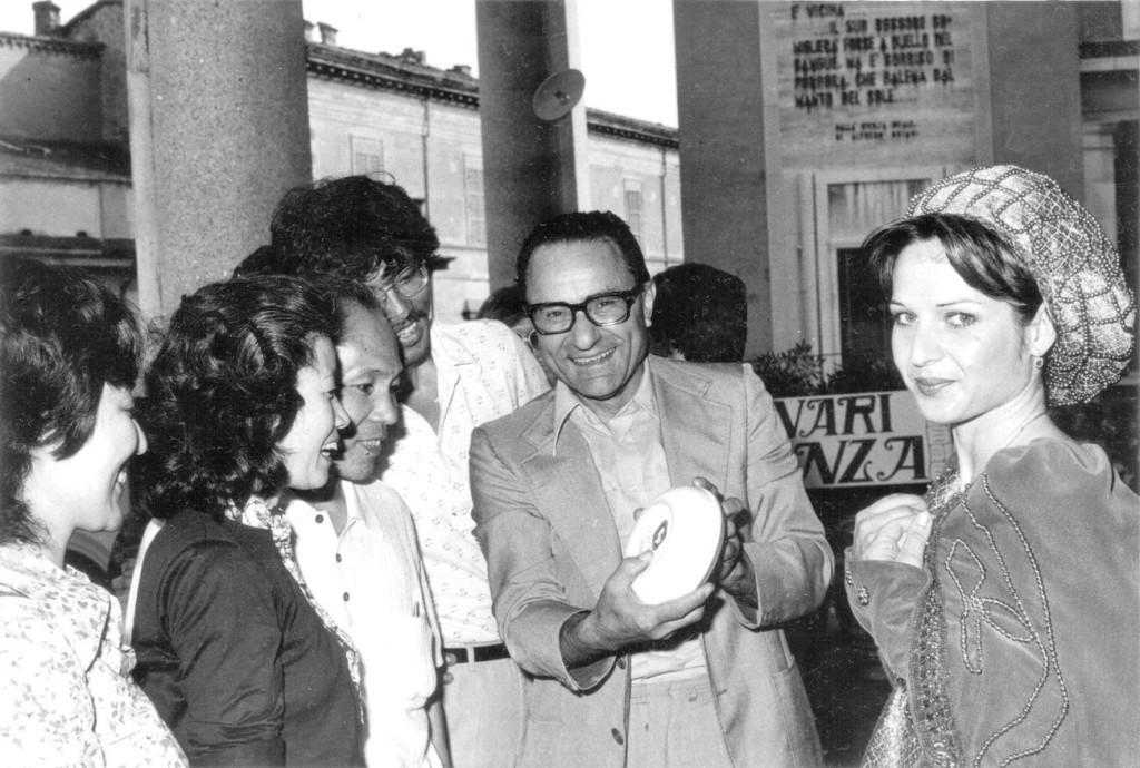 Dolcini, 1978, Estate Ceramica a Faenza