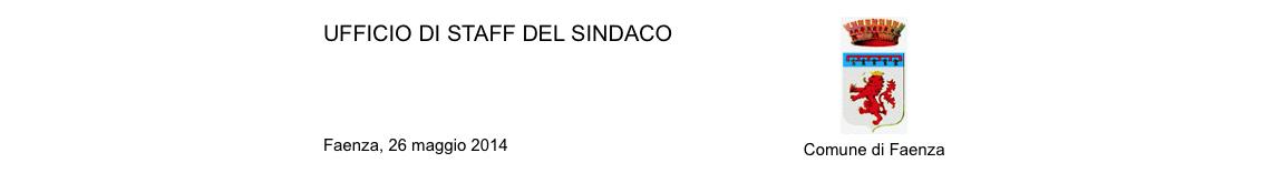 UFFICIO DEL SINDACO FAENZA