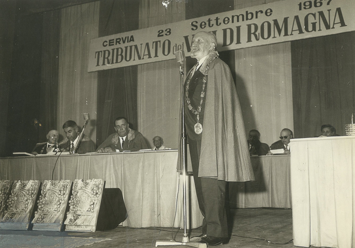 Aldo Spallicci, Cervia 1967